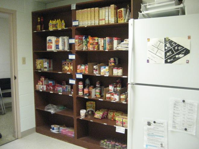 food bank 2 2009
