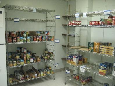 food bank 2009